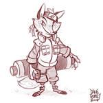 Animals of Konoha-fox