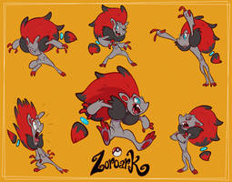 Toon Zoroark