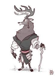 Animals of Konoha-Deer