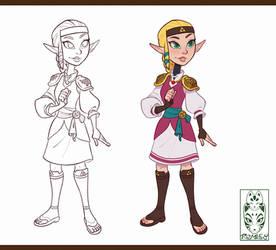 Zelda 2k19