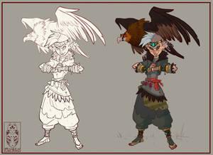 Witch brawler
