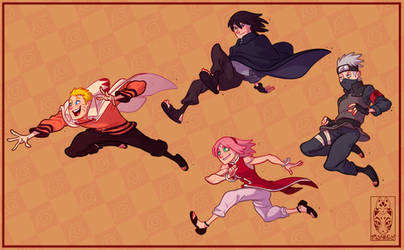 Team 7 all grown up