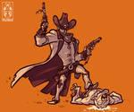 Cash-Vampire Hunter