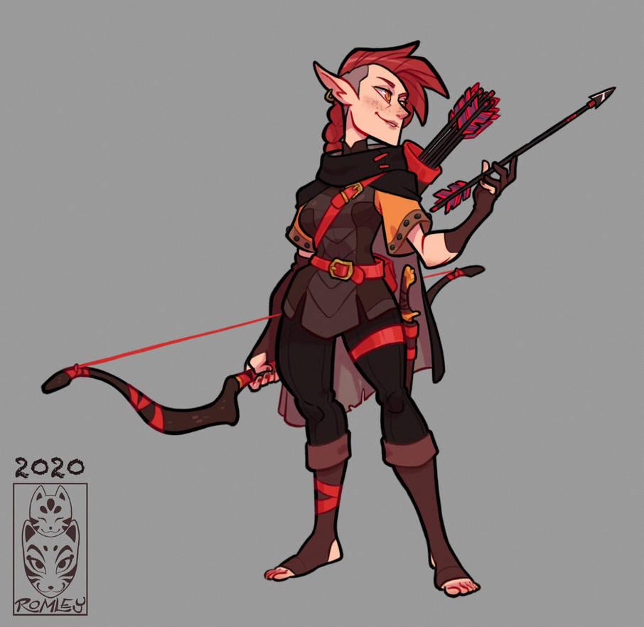 Elf Archer 2020