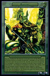 Baron card art by NibiruanProductions