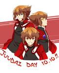 [10.10] JUUDAI DAY