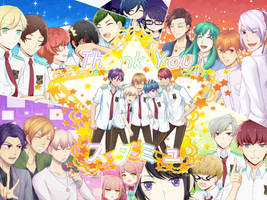 THANK YOU STARMYU!! by Tenkana