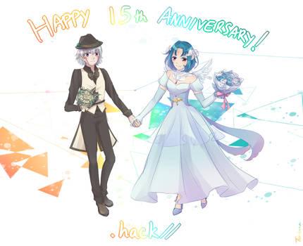 .Hack// 15th Anniversary by Tenkana
