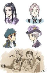 WW: doodles