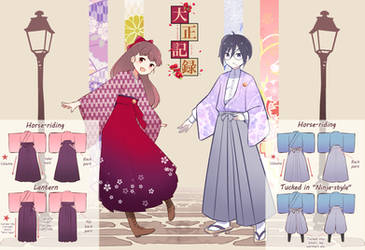 Taisho Record Dress Code