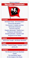 Marxism-Lincolnism Infobox