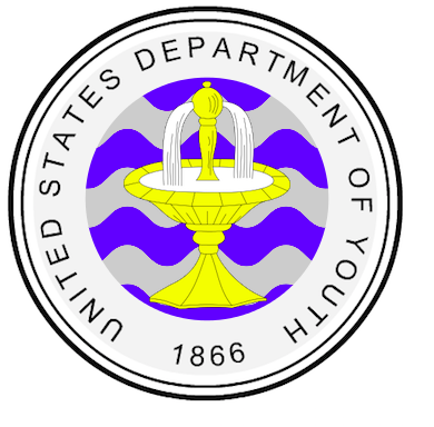 Department of Youth seal by PachPachis
