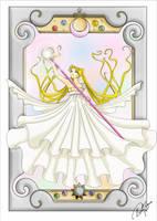 Princess Serenity by luwkwon