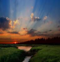 Sundown by FrozenStardust