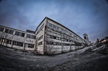 old factory by RaiWari