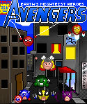 Avengers emote cover by I-is-smart
