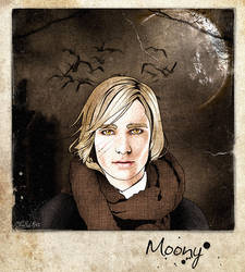 Moony by MARiKaArt