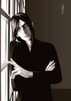 Severus by MARiKaArt