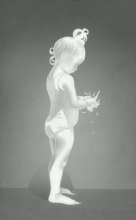 Alien by MARiKaArt