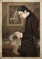 Headmaster by MARiKaArt