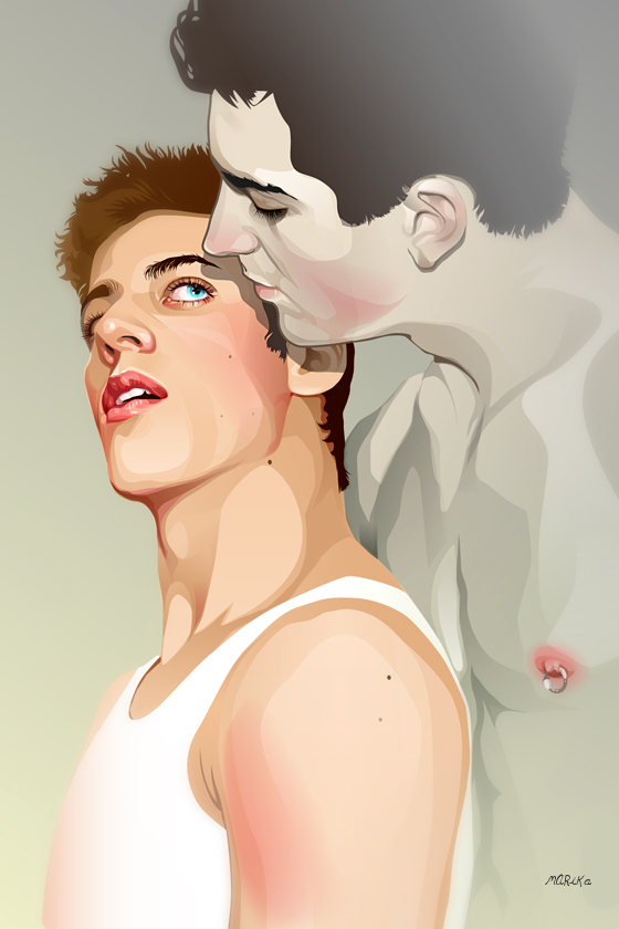 Charlie by MARiKaArt