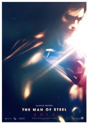 SUPERMAN : MAN of STEEL 2012