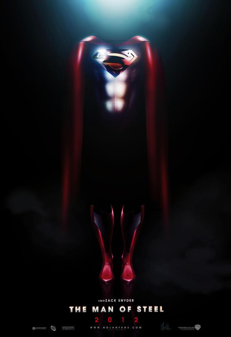 SUPERMAN 2012 : NEW SUIT by Medusone on DeviantArt