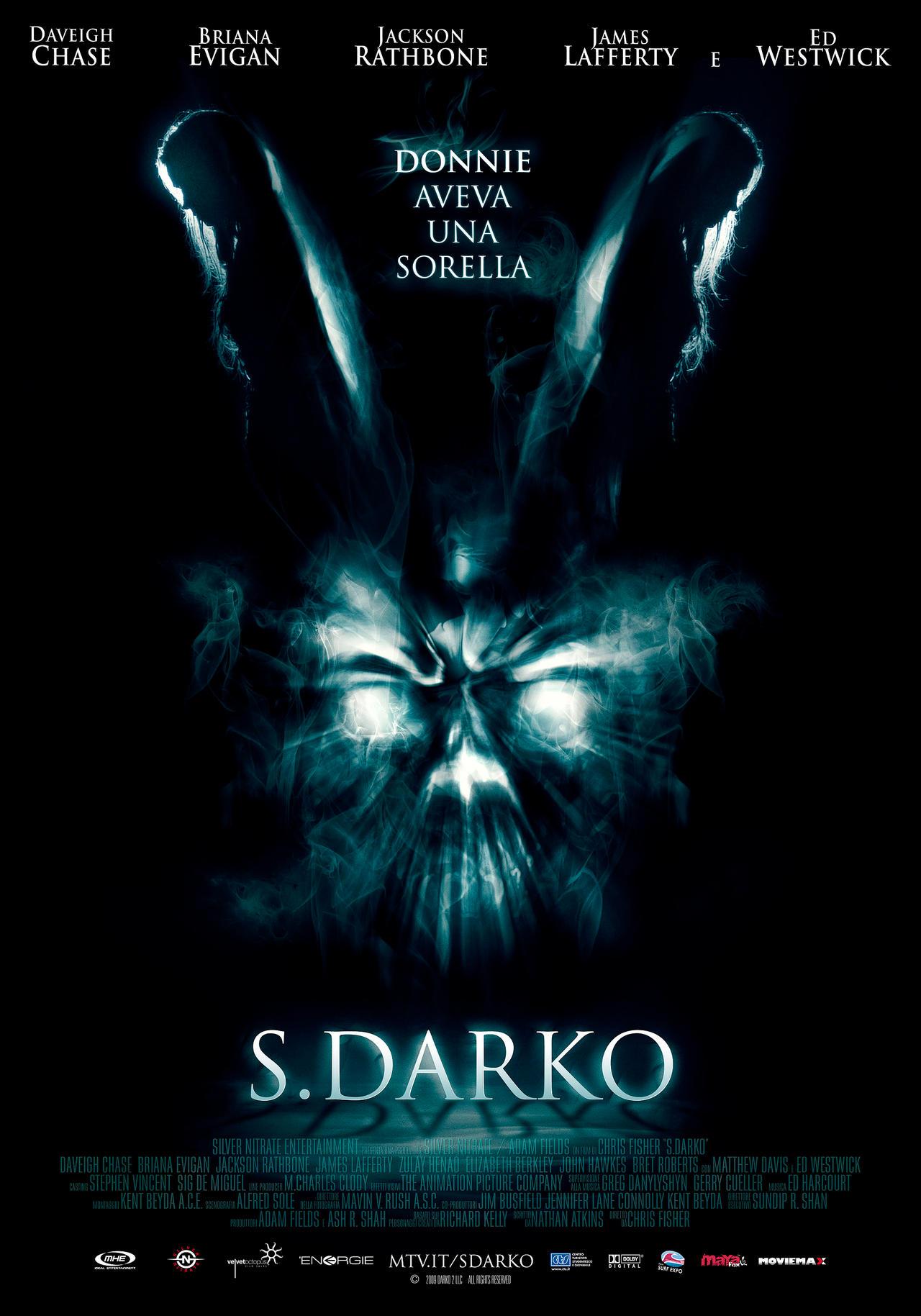 S DARKO by Medusone  S Darko