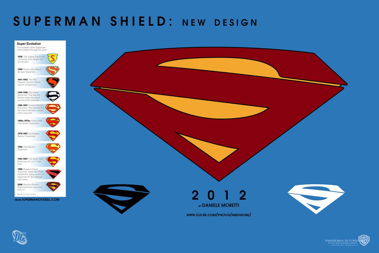 SUPERMAN 2012 PROJECT SHIELD