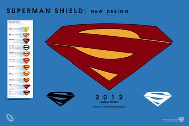 SUPERMAN 2012 PROJECT SHIELD by Medusone