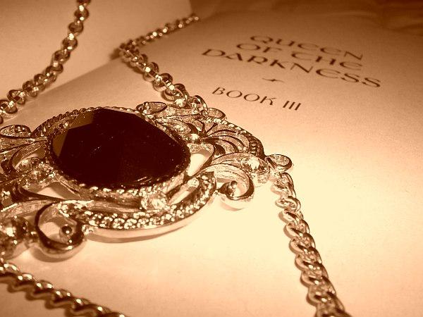 Ebony Jeweled by kaeleers-heart