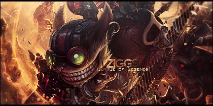 Ziggs by nodyy93