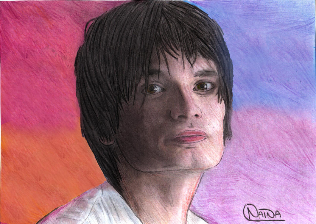 Jonny Greenwood By NainaArt On DeviantArt