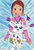 A real Team_Digimon by JessieSilver