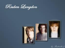 Reuben Langdon Wallpaper by Beatriche87