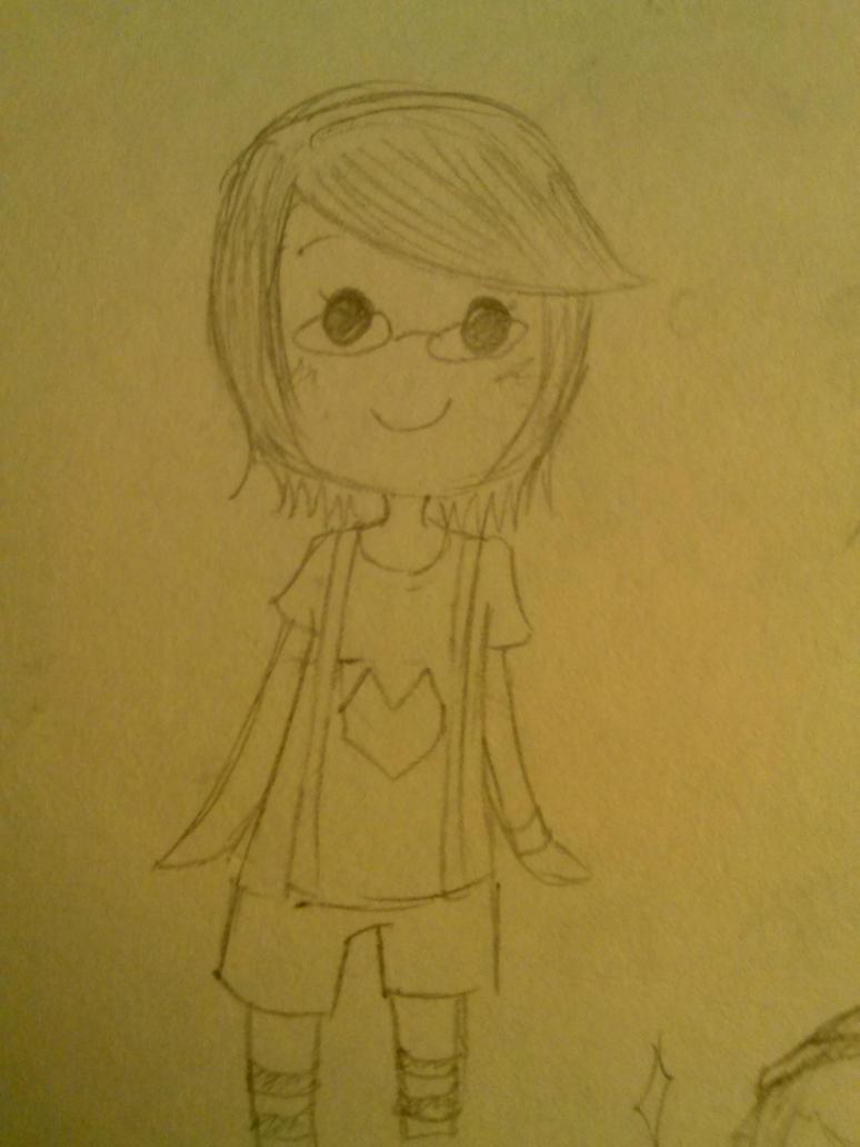 teddileah (sketch) by aliursa