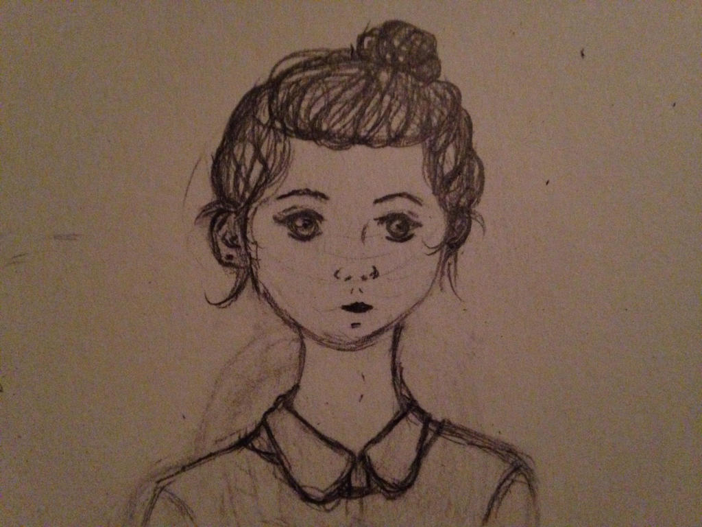 Winter Sketch by aliursa