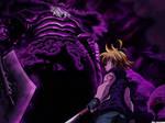 meliodas vs king demond