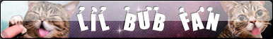 Lil BUB Fan Button by 972oTeV