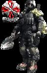 HUNK - Umbrella Corps Render [PNG]