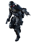 HUNK - RE: Revelations - Oficial Render [PNG]