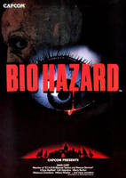 BIOHAZARD - Resident Evil - Retro Poster [Clean]