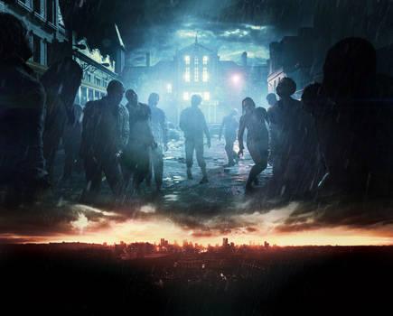 Resident Evil 2 Remake - Wallpaper Key Art [Clean]