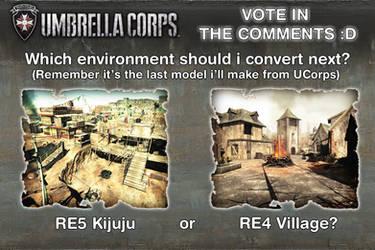 Umbrella Corps - Last Model by 972oTeV