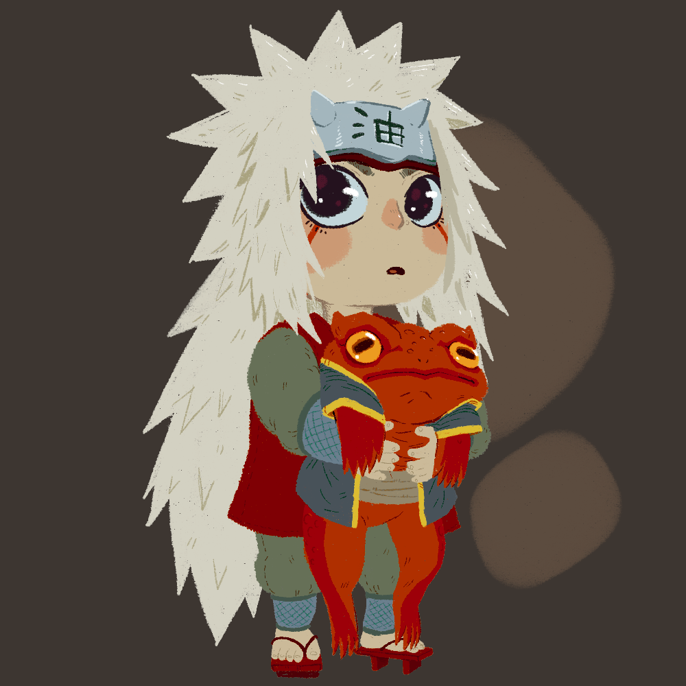 Jiraiya And Gamabunta Naruto By Shoscombe On Deviantart But how powerful is he. jiraiya and gamabunta naruto by