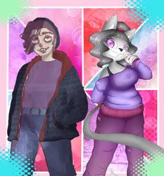 Evolucion de estilos Yaya and Mochi