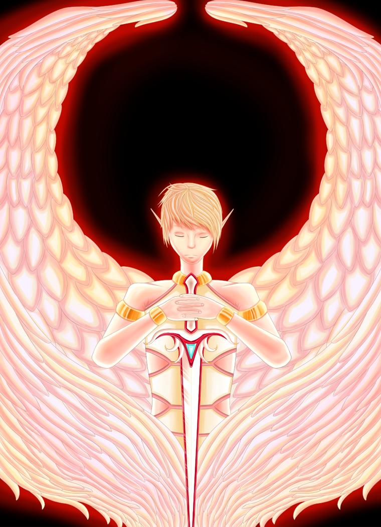 Archangel by Cujjo