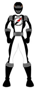 Operation Overdrive Black Ranger