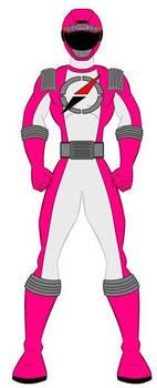 Operation Overdrive Pink Ranger