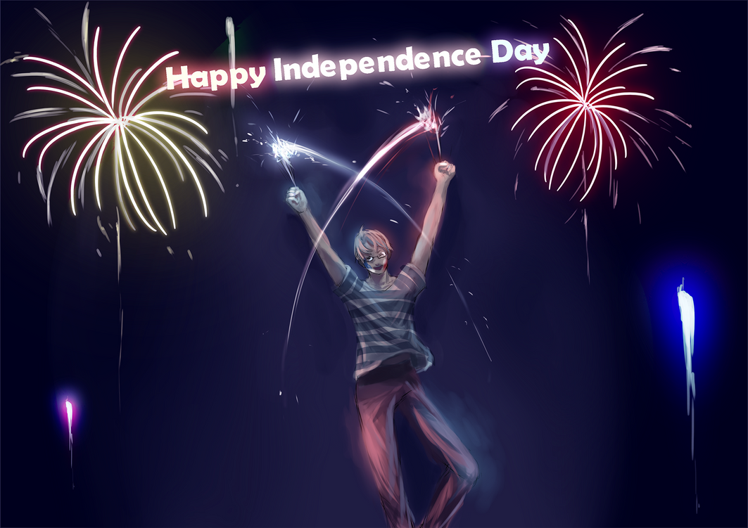 Happy Independence Day! by Kalafin99
